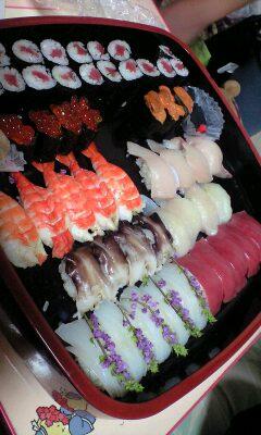 お寿司ぃ★
