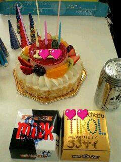 *゜.HAPPY birthday.゜*